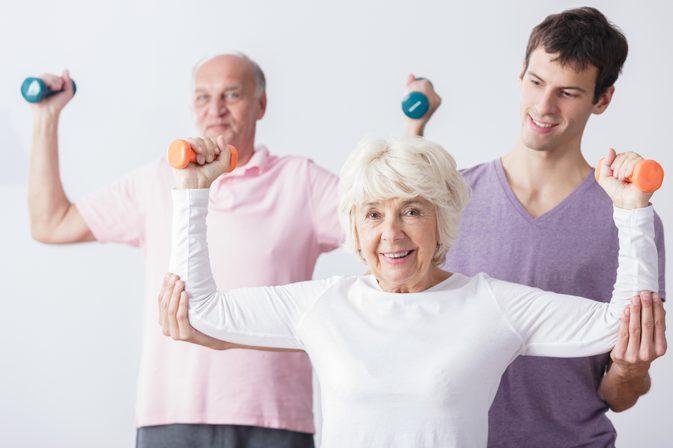 ¿Por qué hacer ejercicio durante la menopausia?