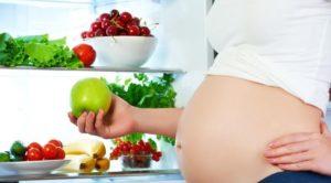 Hábitos alimenticios que debes tener durante el embarazo