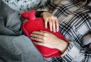 Sufro de calambres severos durante mi menstruación ?