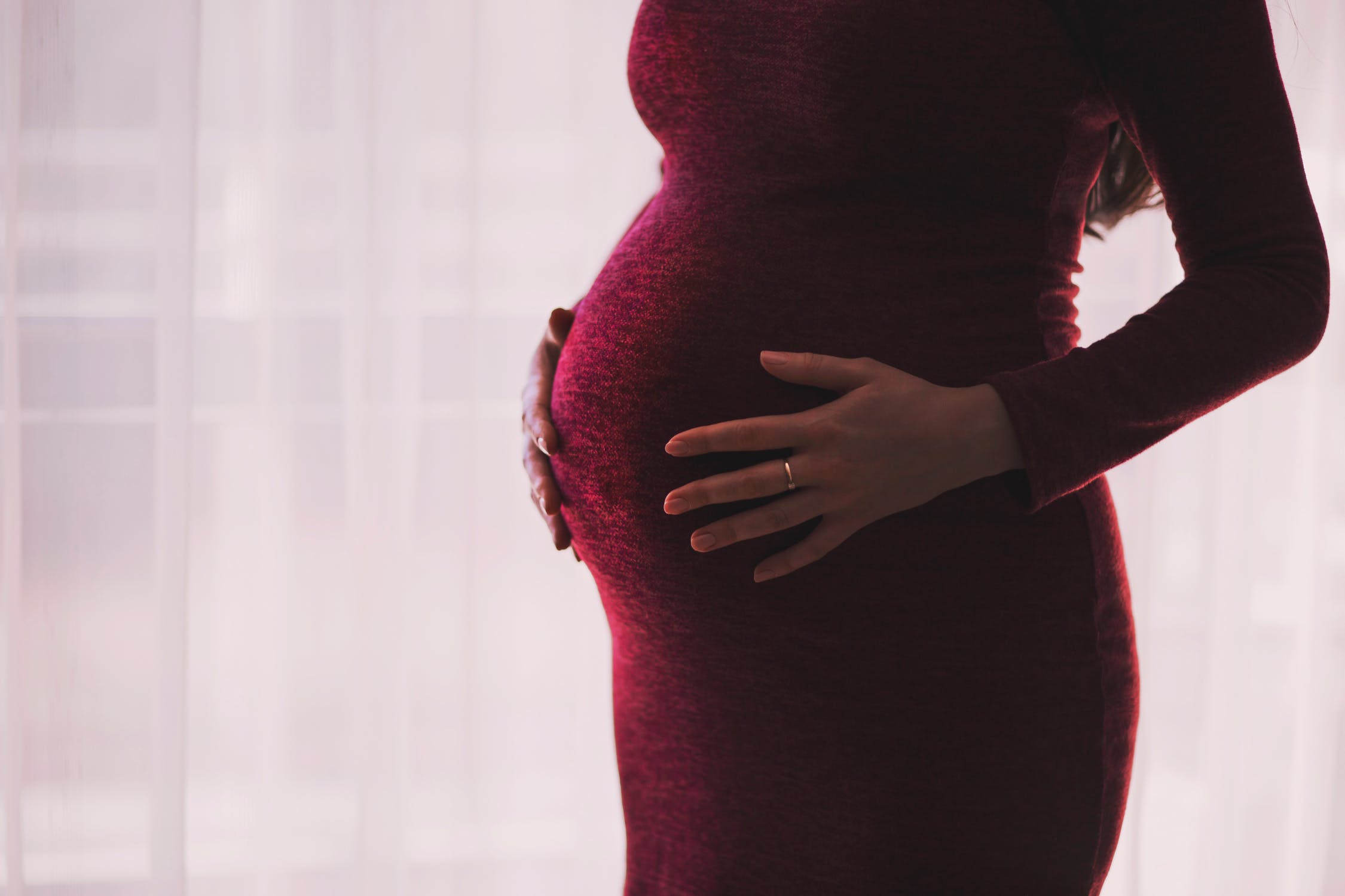Mitos sobre la barriga de embarazada ??
