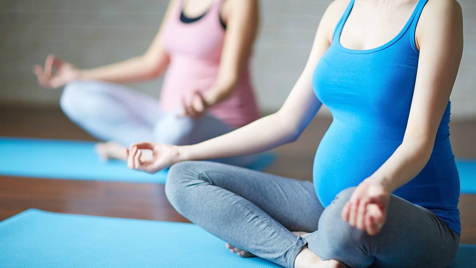 ¿Hacer ejercicio durante el embarazo?